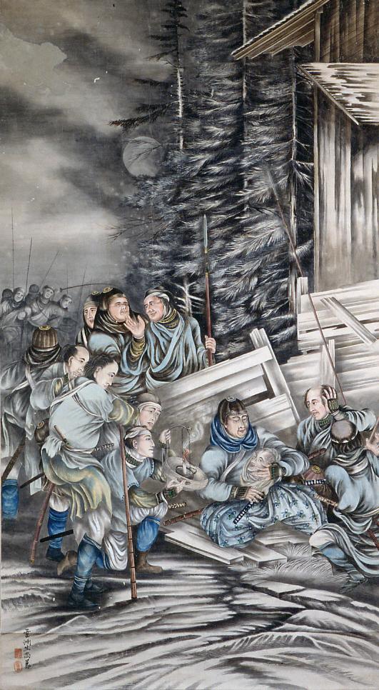 Forty-seven rōnin - Wikipedia