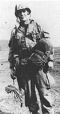 Richard Winters during World War II.
