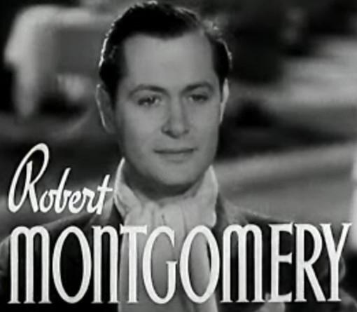 robert montgomery imdb