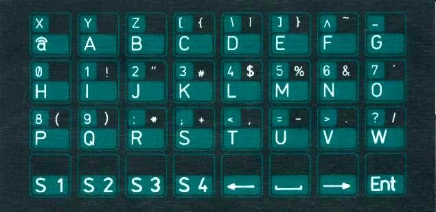 Archivo:Robotron Z1013 membrane keyboard.jpg