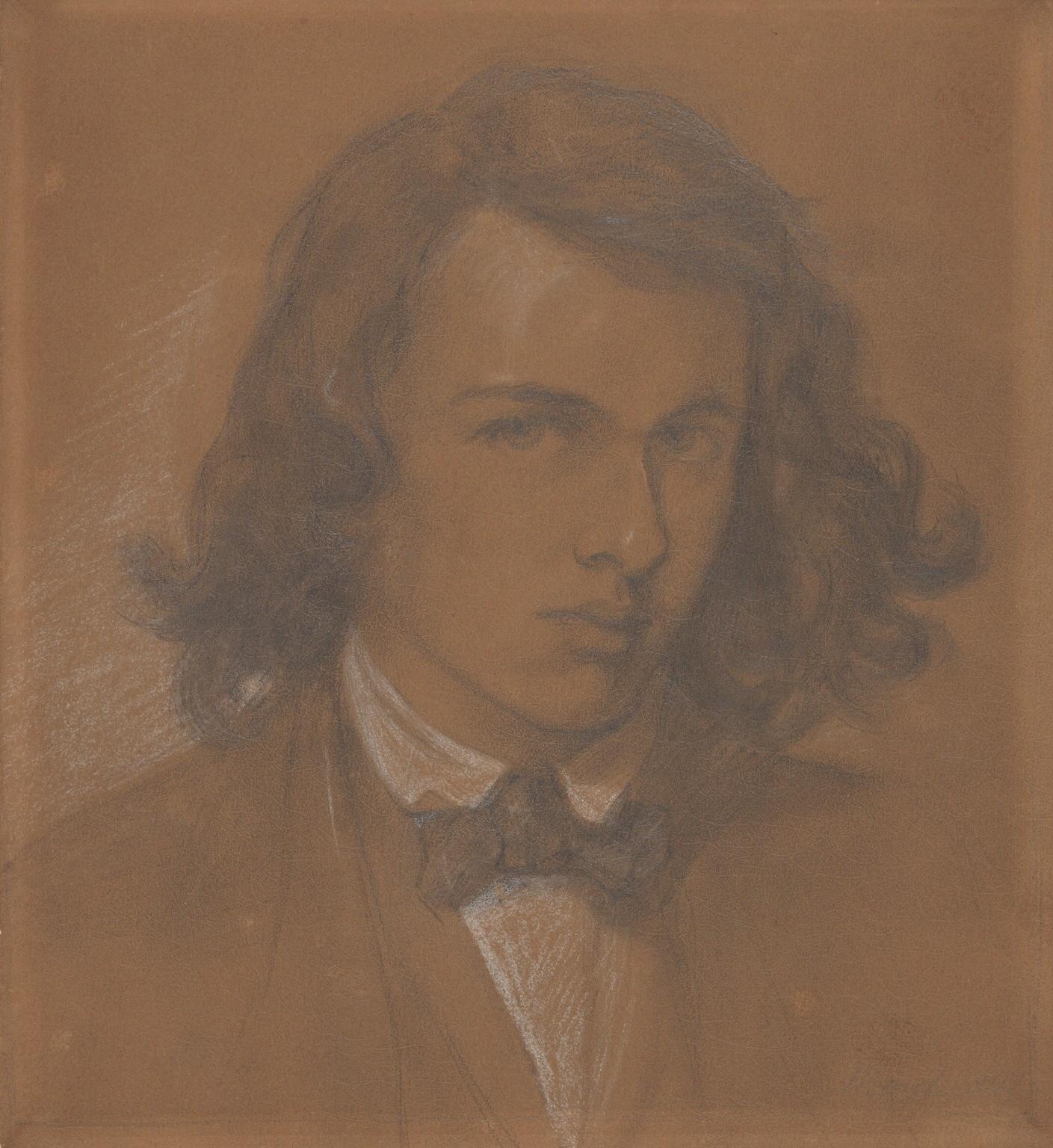 Rossetti selbst