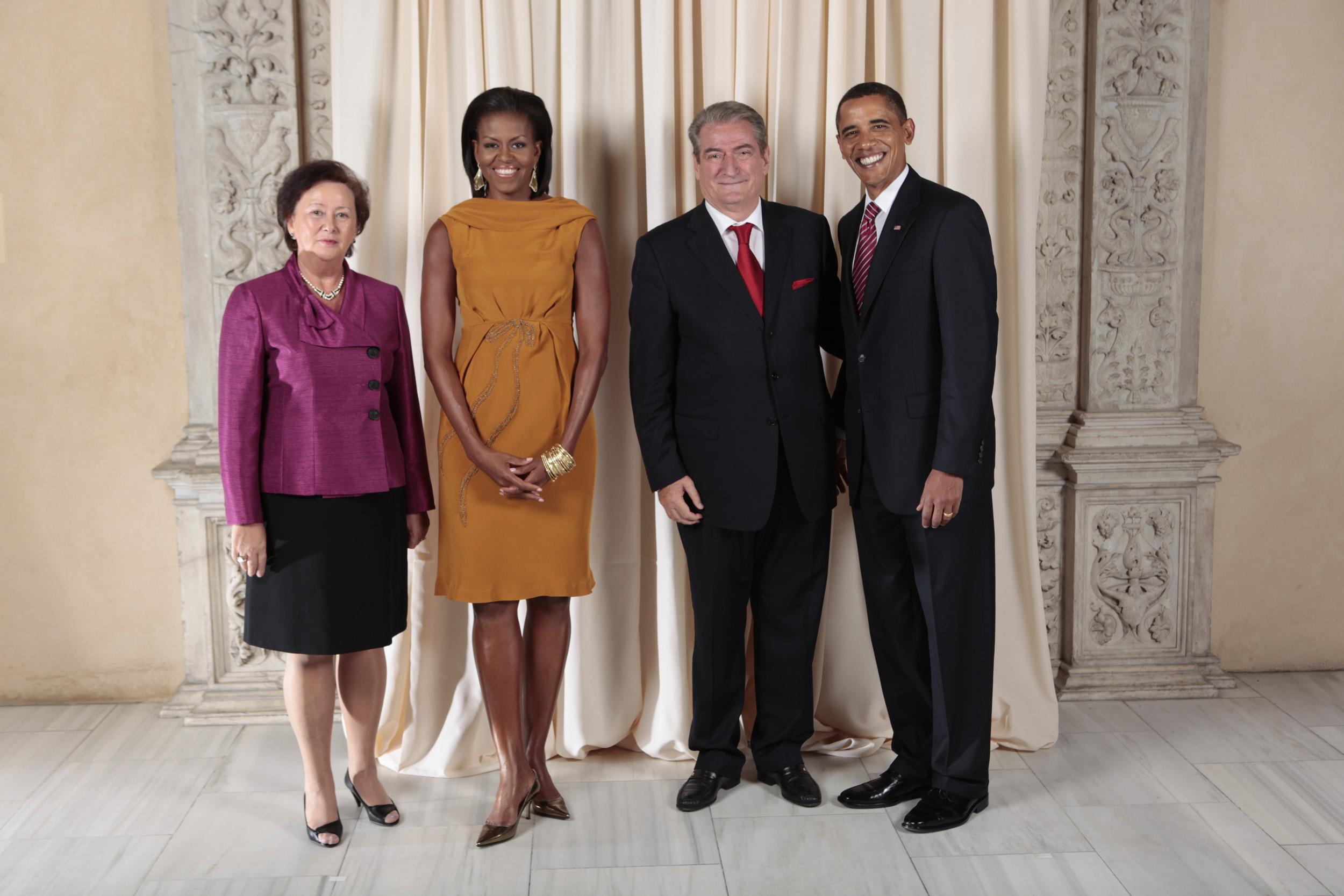Barack Obama's First Wife