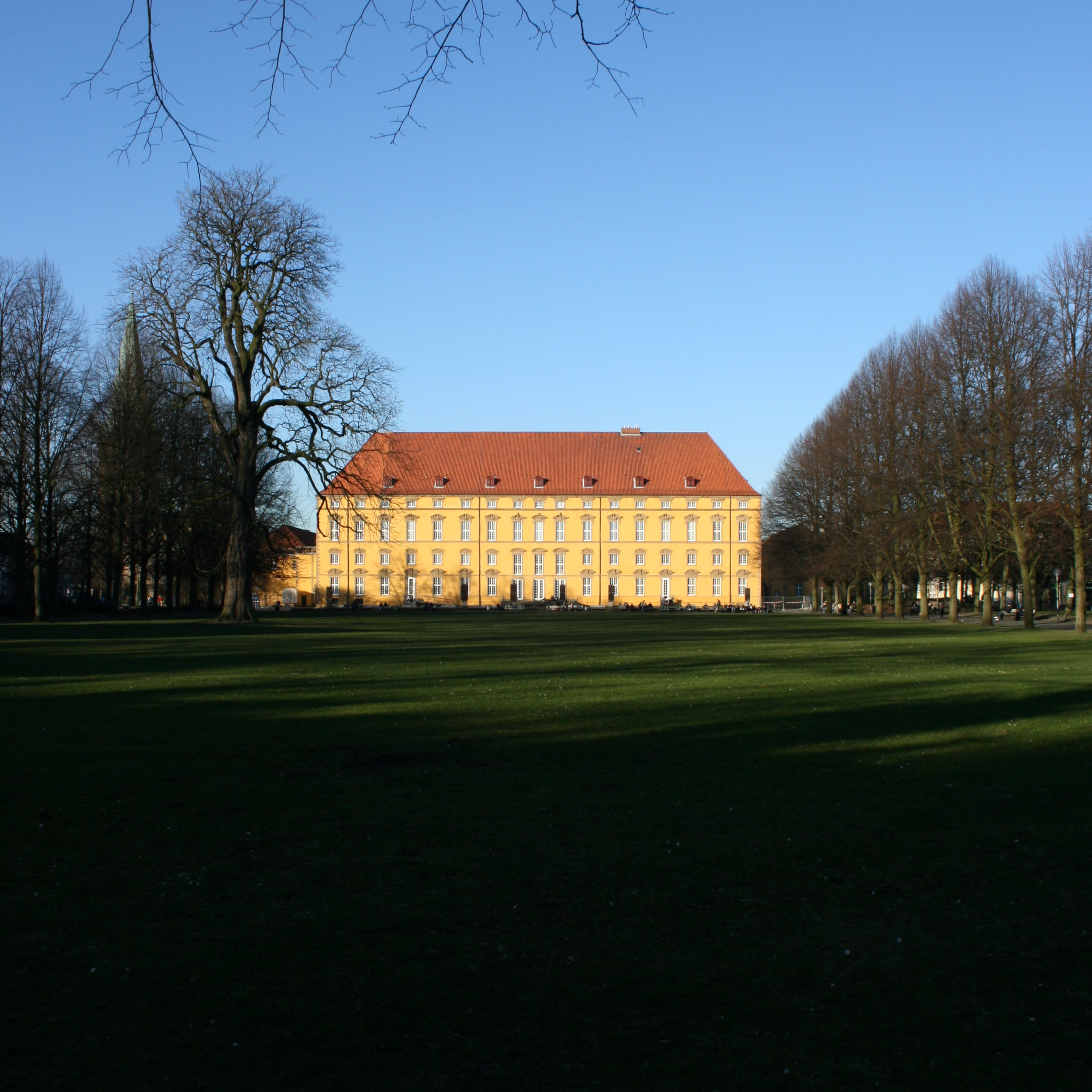 Schloss_Osnabrueck Faszinierend Leiste Für Led Stripes Dekorationen