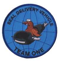 English: Seal Delivery Vehicle Team One SDVT-1...