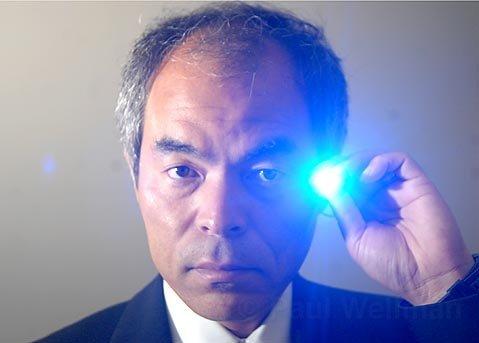 Shuji Nakamura in 2015