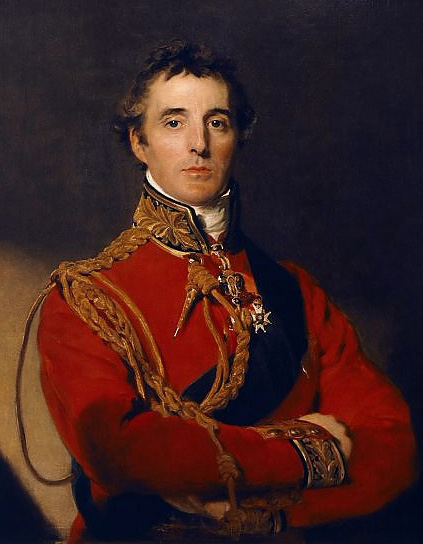 File:Sir Arthur Wellesley Duke of Wellington.jpg - Wikipedia, the ...