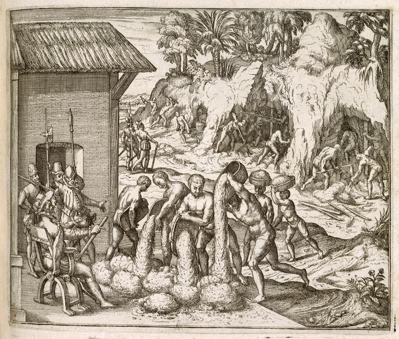 Slavery in Latin America