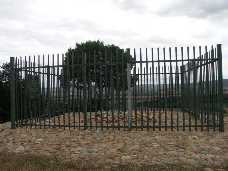 South_Africa-Hankey-Sarah_Baartmans_grave.jpg