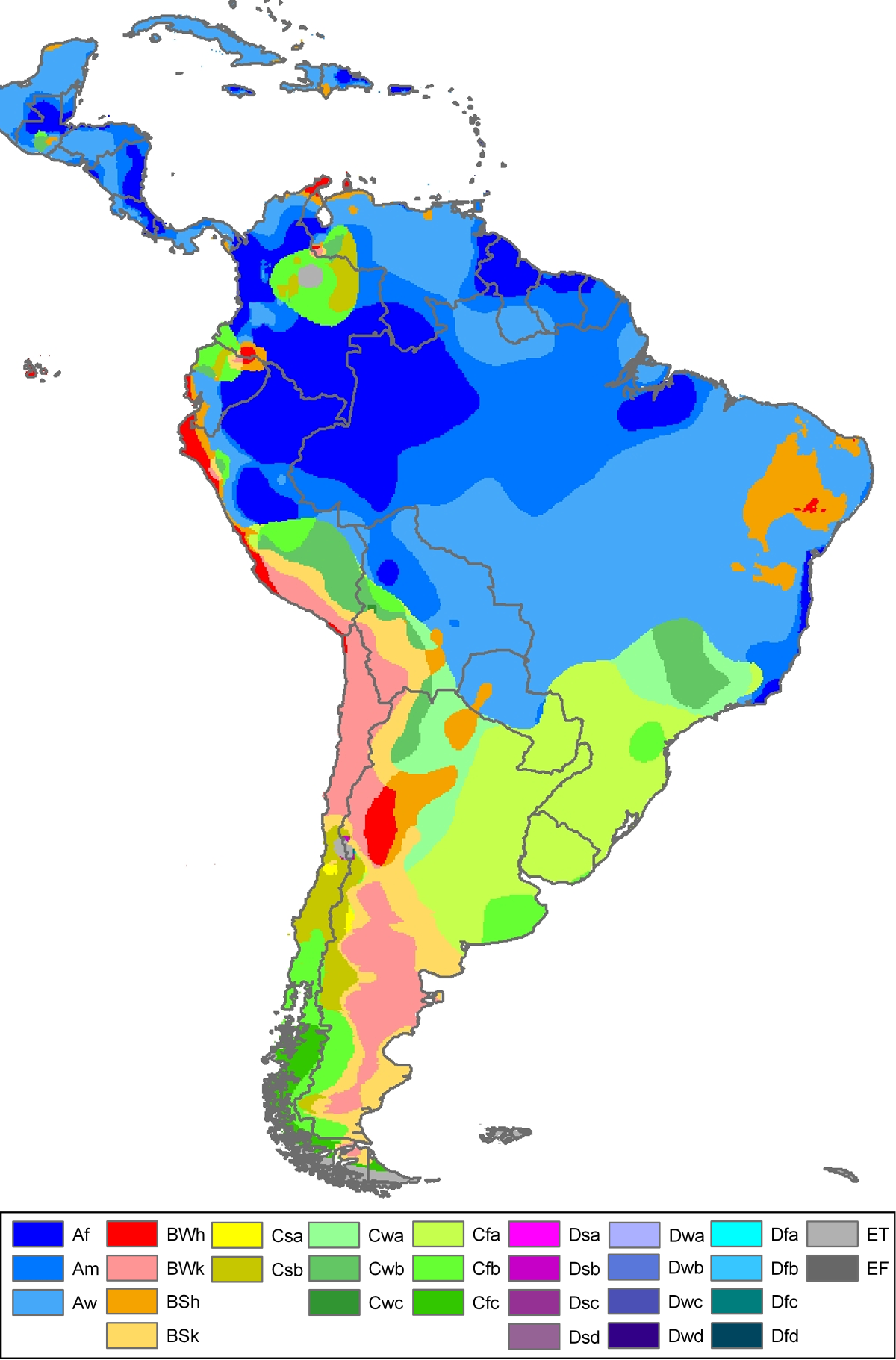 Datei:South America Köppen Map.png – Wikipedia