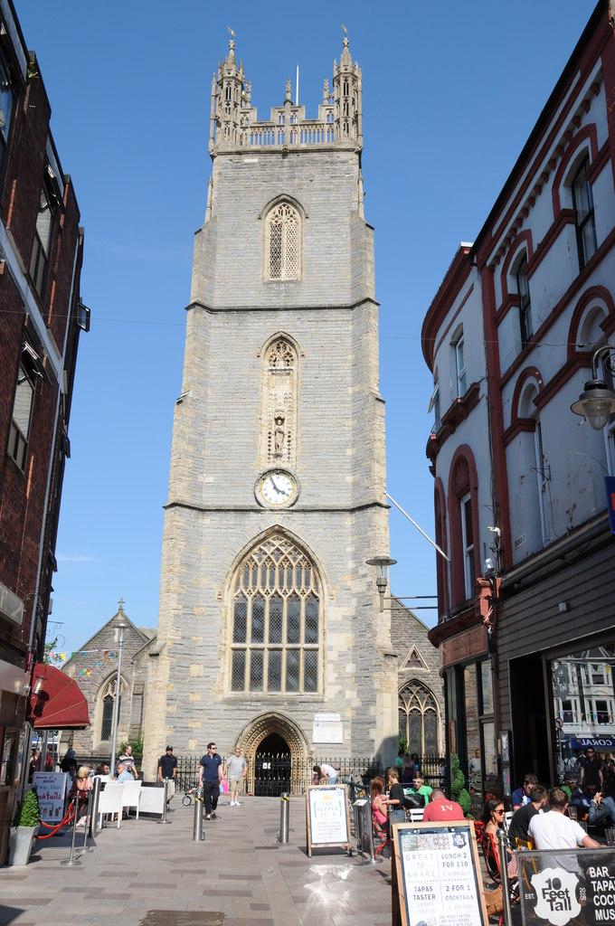 File:St John the Baptist church, Cardiff.jpg - Wikimedia ...