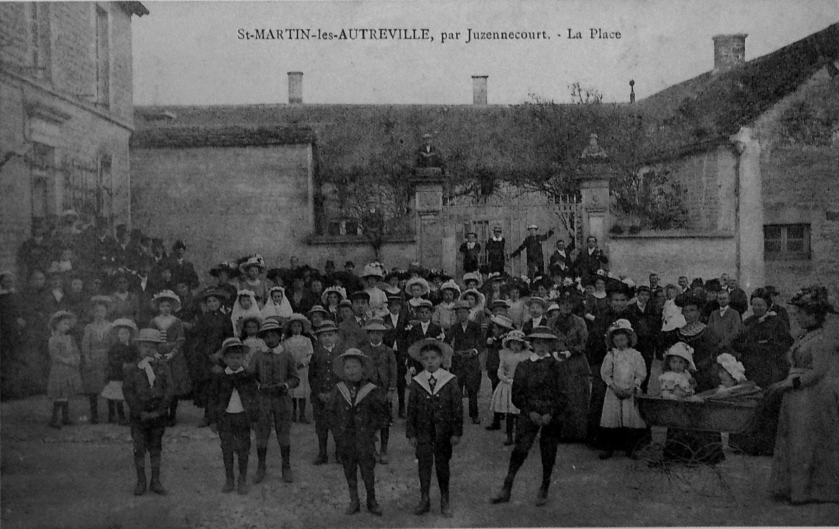 Autreville-sur-la-Renne