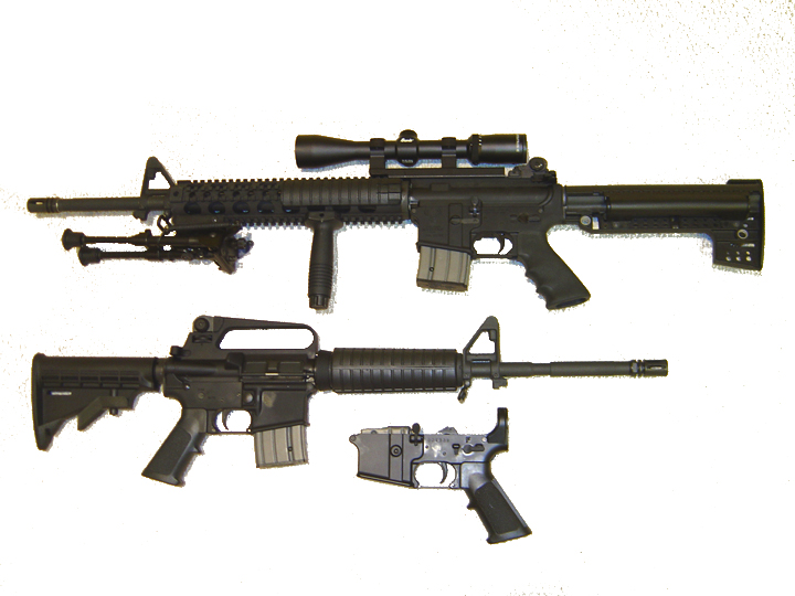 The AR-15 Rifle