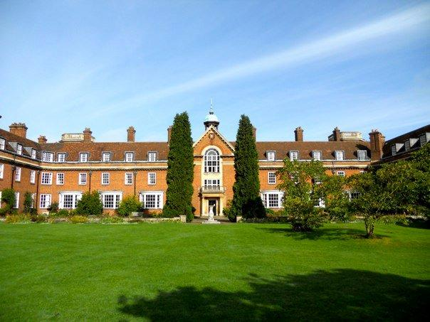 image of St Hugh's College
