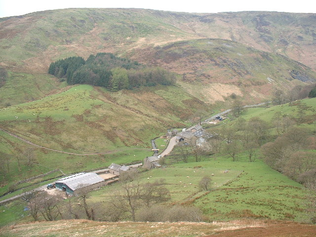 Sykes Farm Trough of Bowland - geograph.org.uk - 74231