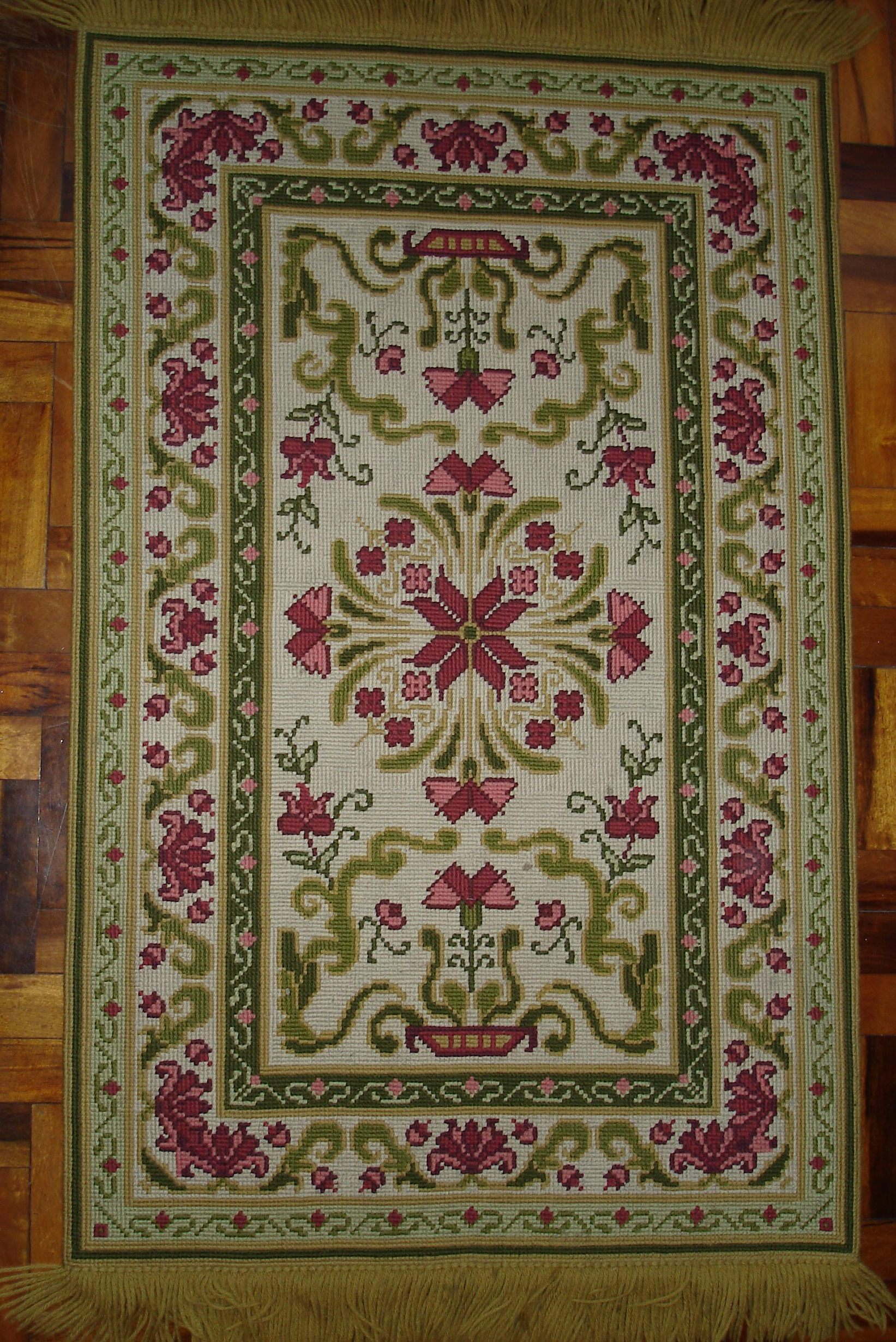 Brazilian Carpet By Eurico Zimbres (Own work) [CC-BY-SA-2.5 (https://creativecommons.org/licenses/by-sa/2.5)], via Wikimedia Commons