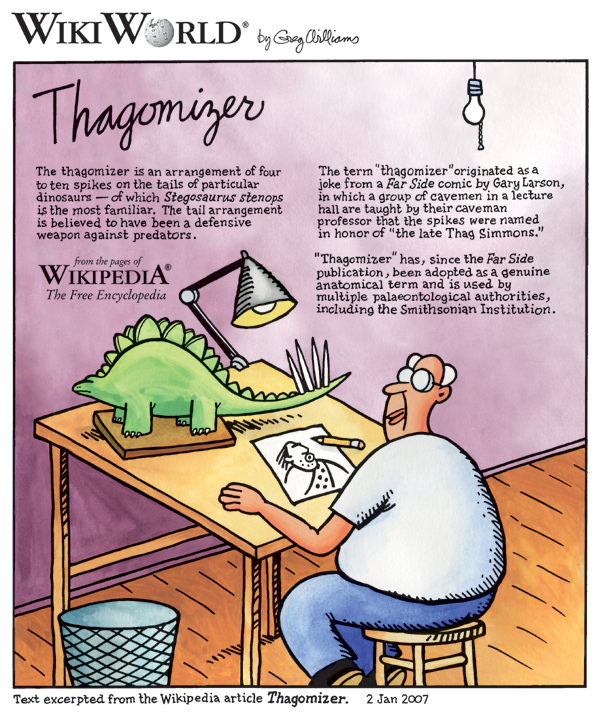The Thagomizer