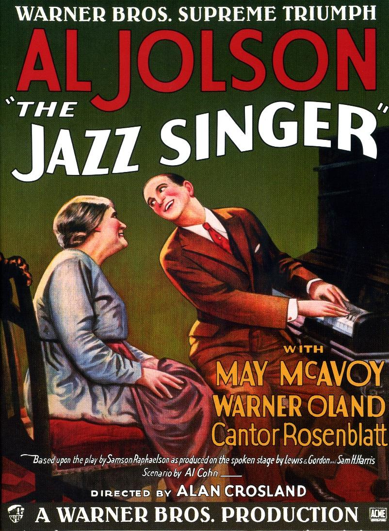 The Jazz Singer Wikipedia Short Circuit Movie Posters From Poster Shop