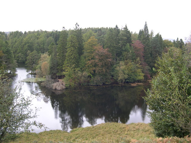The Tarns Middle Section - geograph.org.uk - 791171