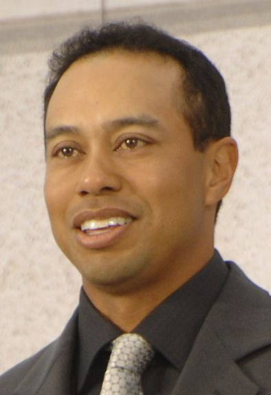 Tiger Woods cropped