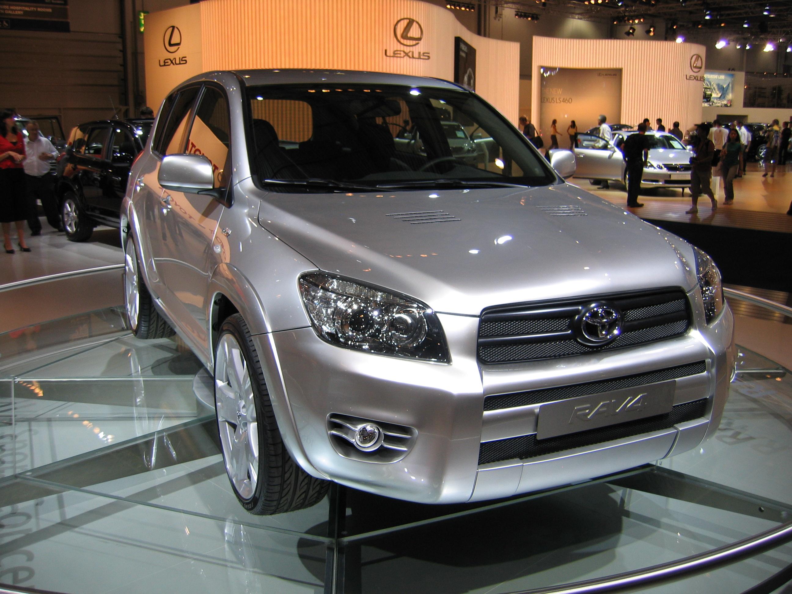 Build Toyota Rav