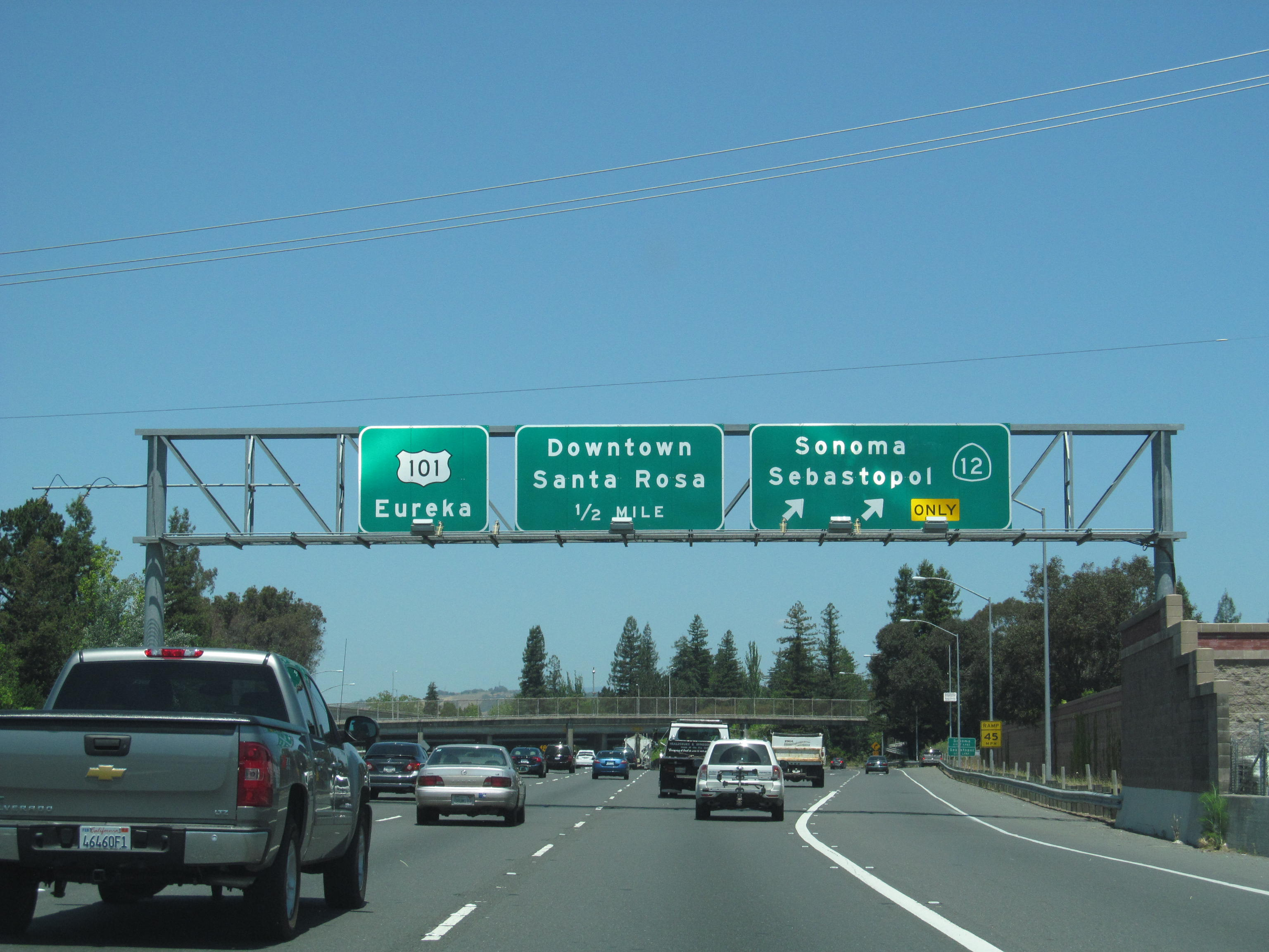 The Pacific Coast Highway: US-101 & CA-1 : One Sixty K