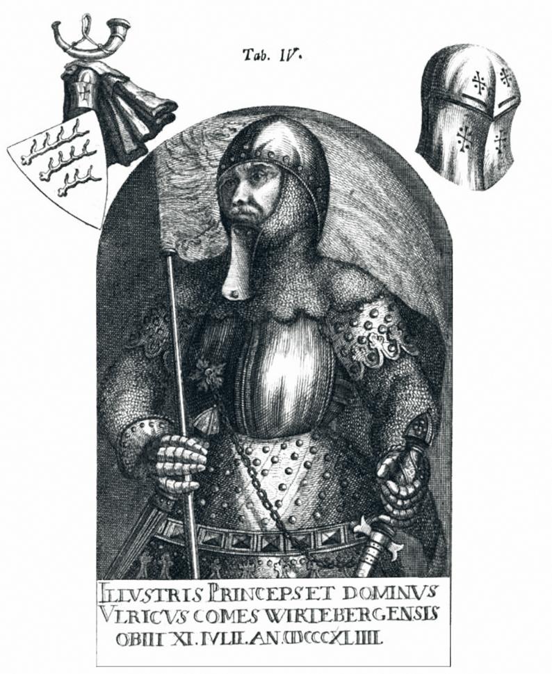 Ульрих III (граф Вюртемберга)