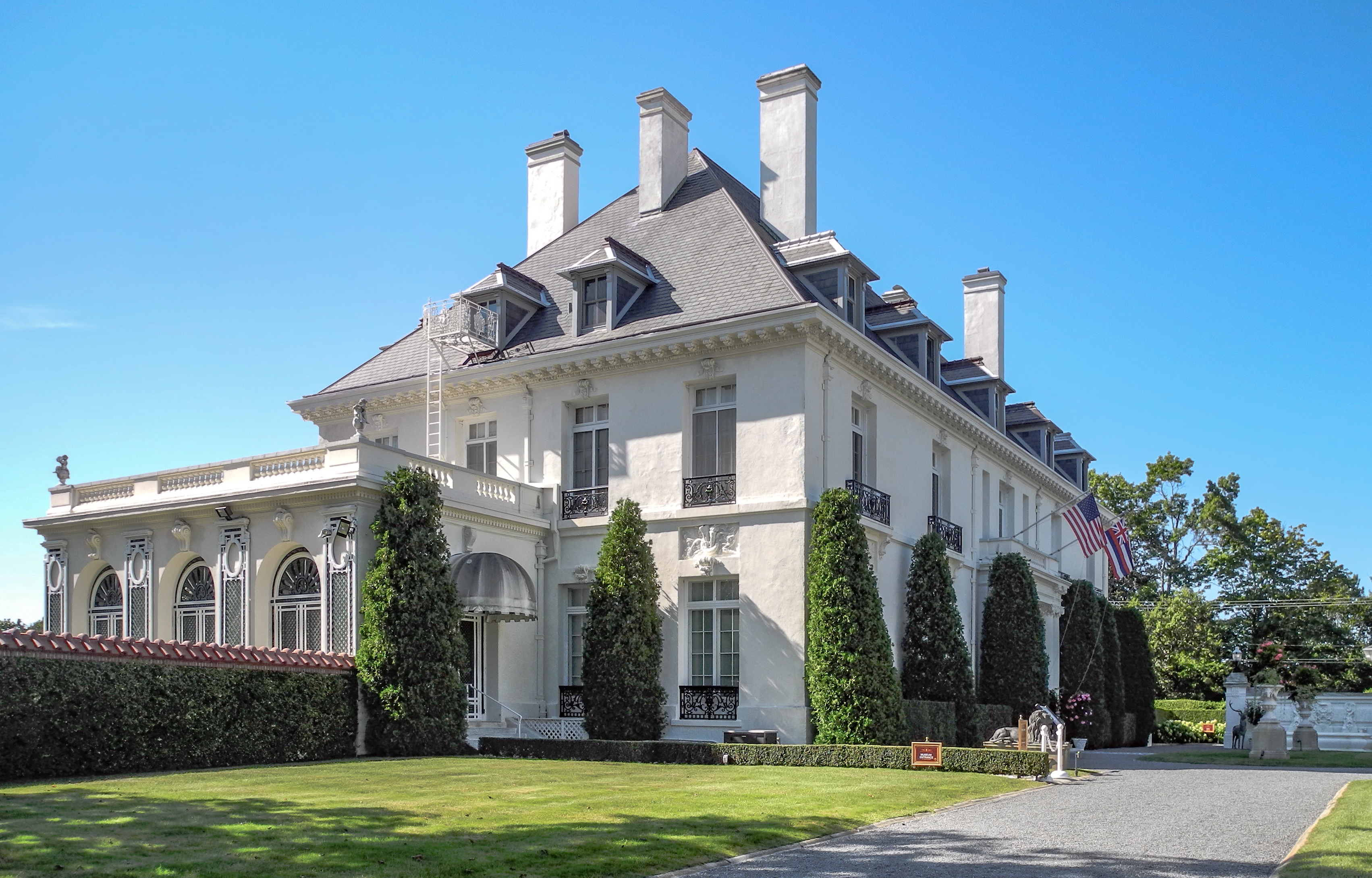 Rhode Island Mansions Taylor Swift