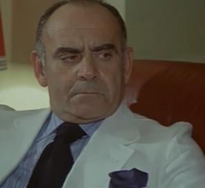 Vittorio Caprioli Italian actor