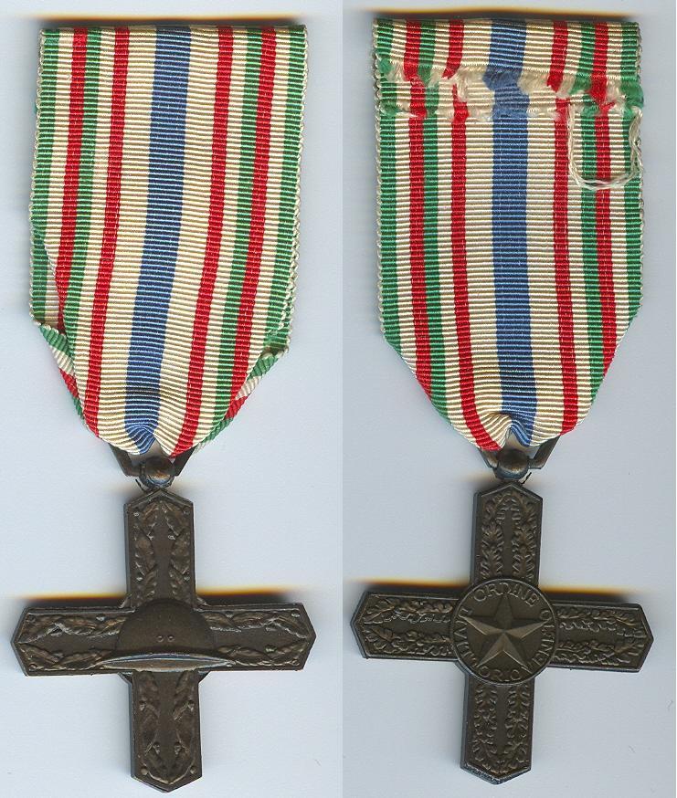 Ordine di vittorio veneto wikipedia for Decorati 2 guerra mondiale
