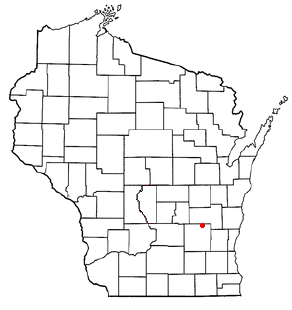 LeRoy, Wisconsin Town in Wisconsin, United States