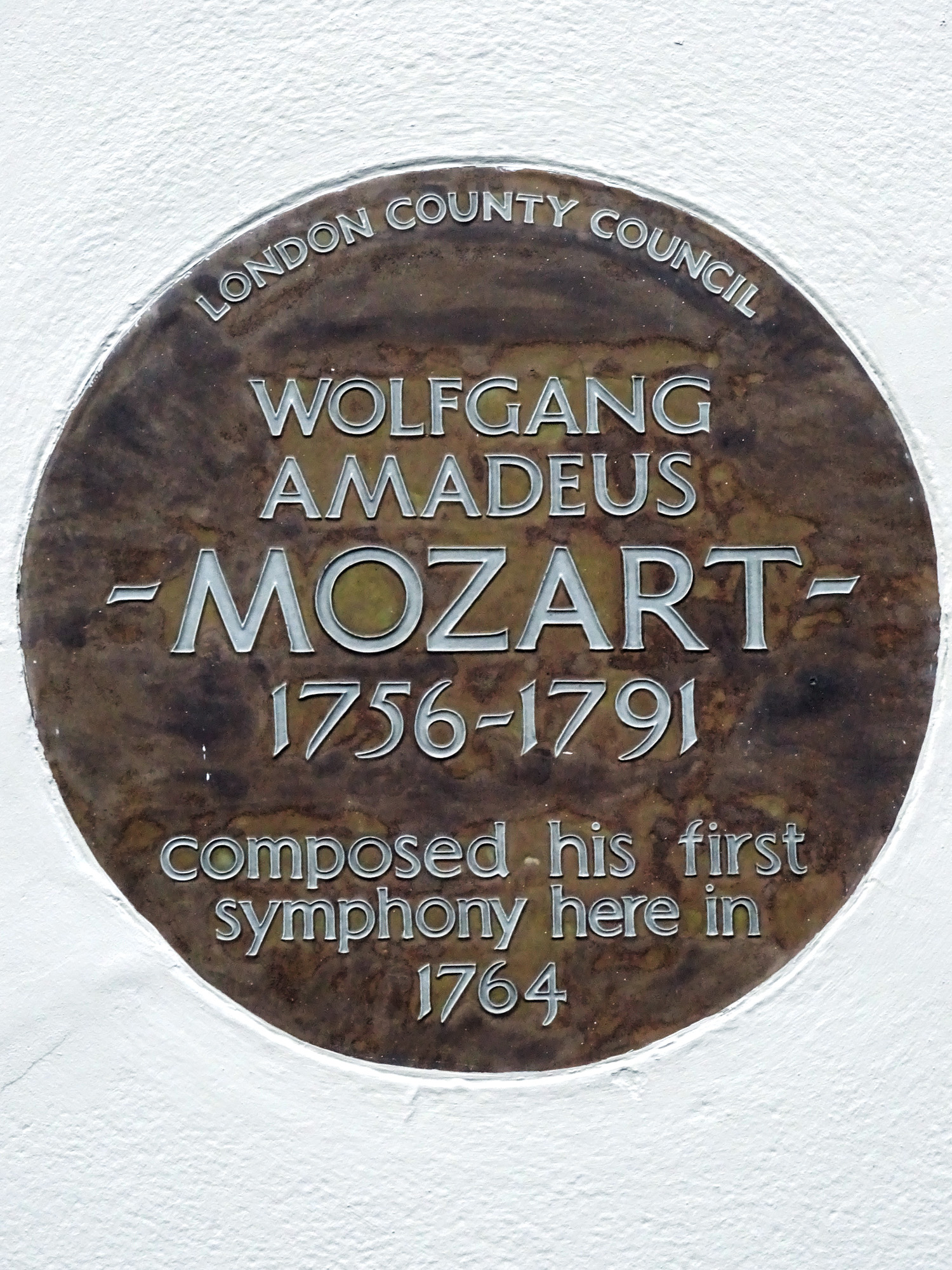 File WOLFGANG AMADEUS MOZART 1756 1791 Posed His First Symphony