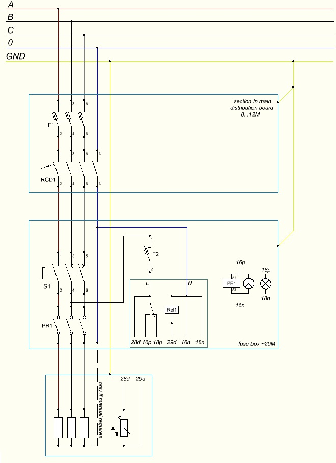 Wiring Diagram For 240v Water Heater : V water heater wiring diagram
