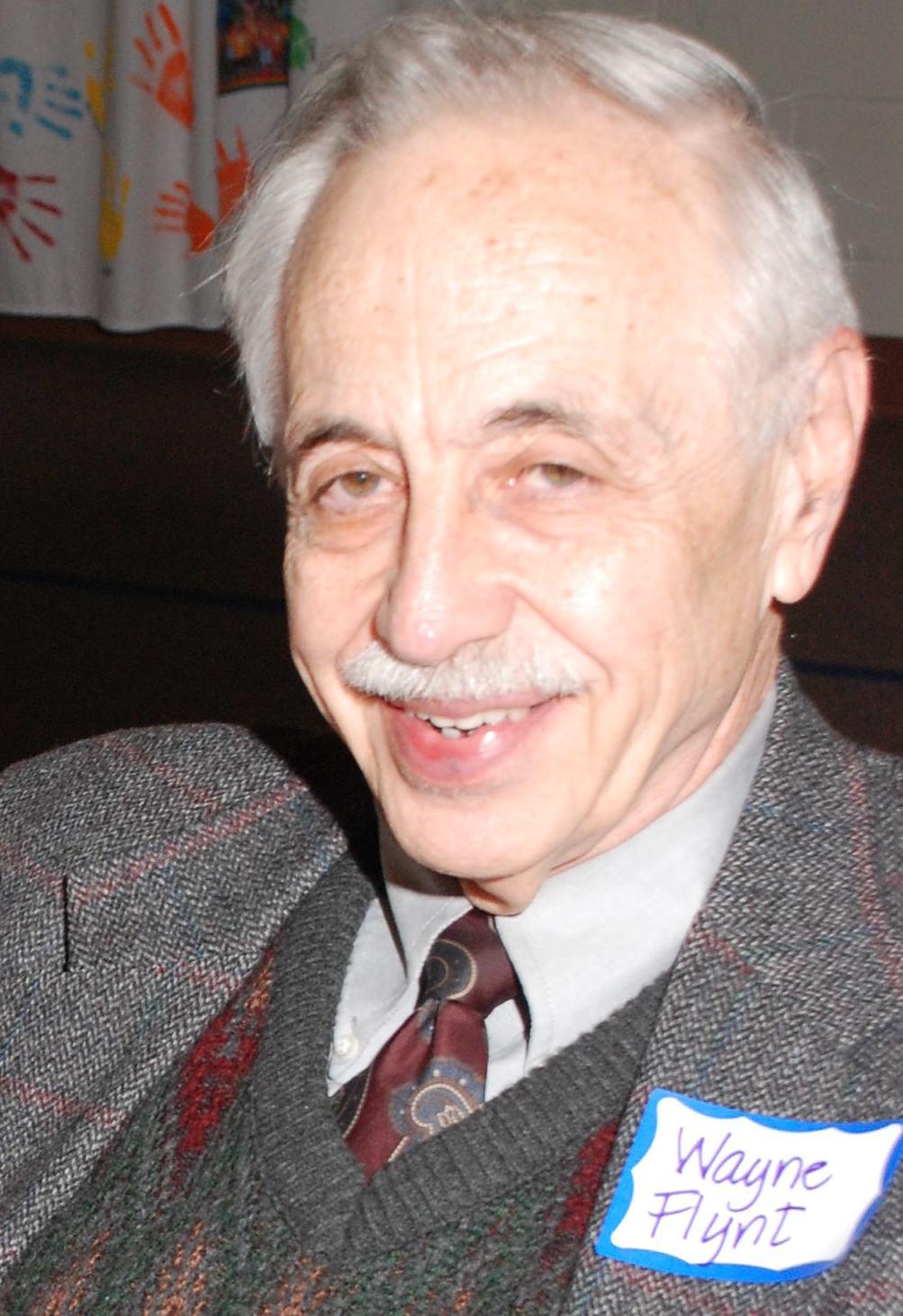 Flynt in February 2010