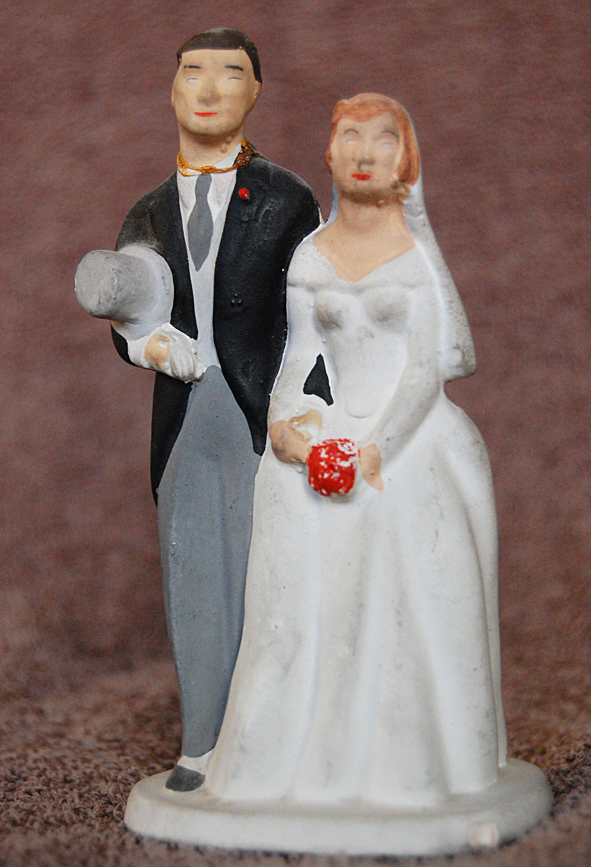 61033d486067 Wedding cake topper - Wikipedia