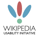Wikipedia Usability Initiative logo