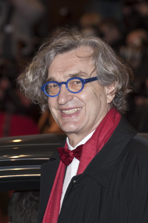 Wim Wenders Größe