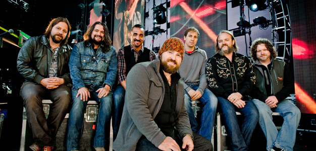 Zac Brown Band Tour  Lineup