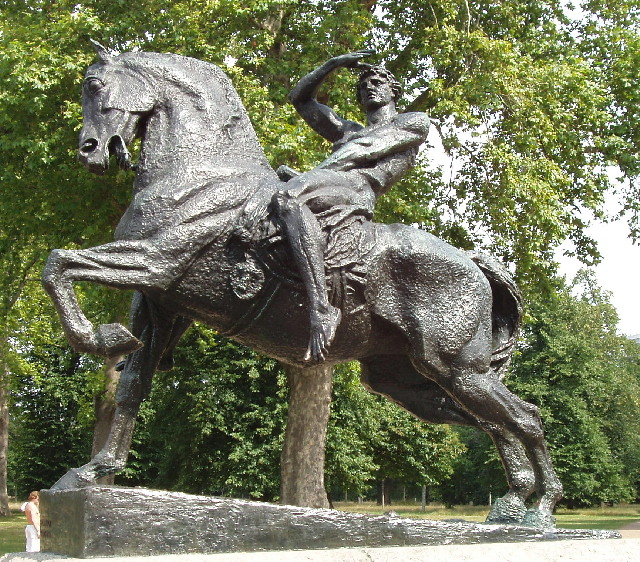 The Equestrian Statues Of London