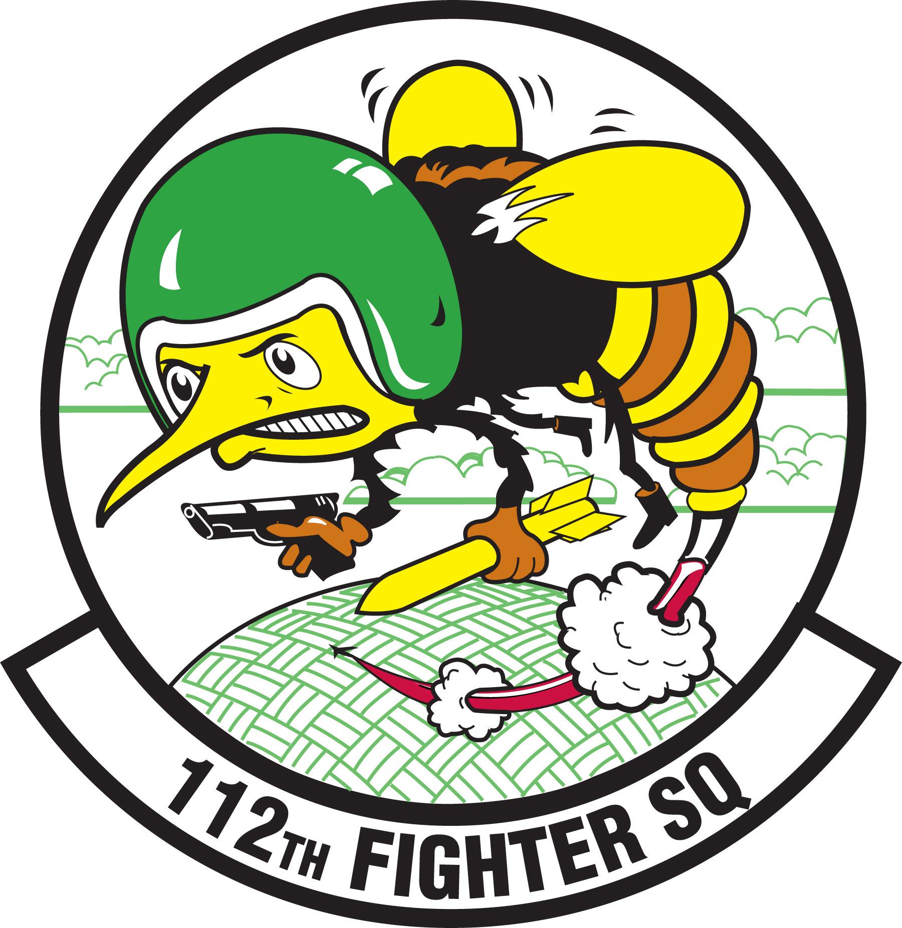 112th Fighter Squadron