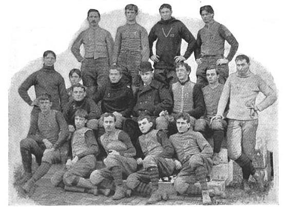 1893 vanderbilt commodores football team