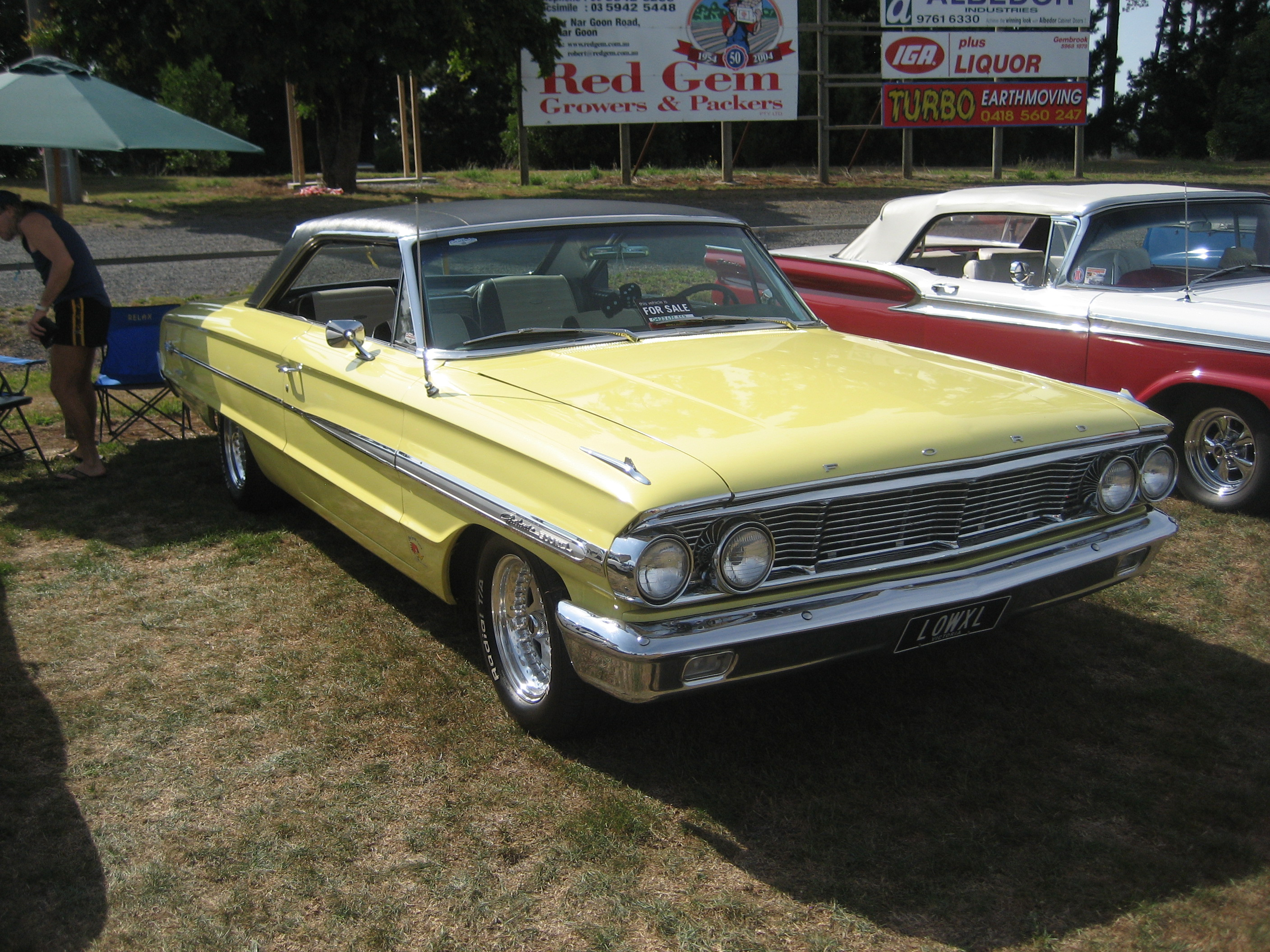 Description 1964 ford galaxie 500xl hardtop