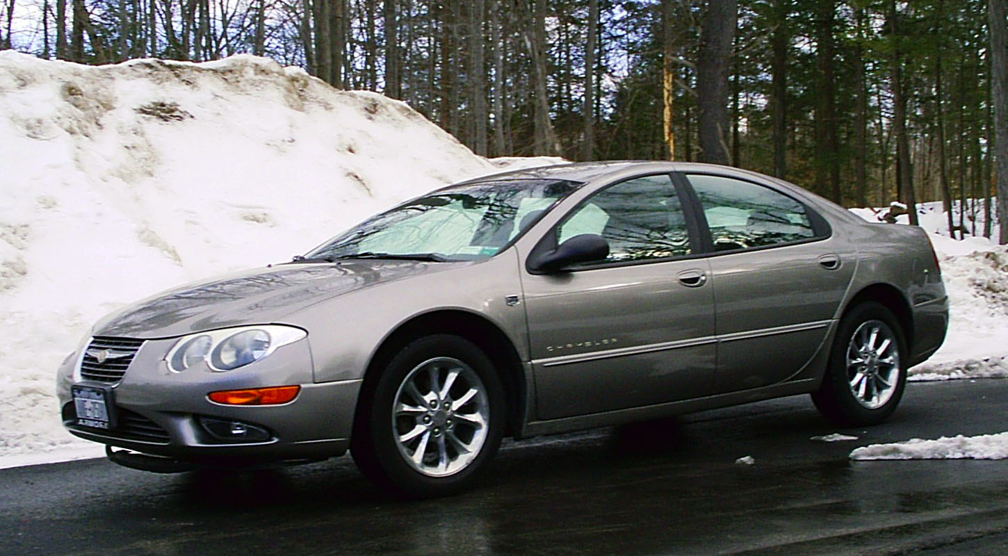 file 1999 chrysler 300m in albany ny by wikimedia commons. Black Bedroom Furniture Sets. Home Design Ideas