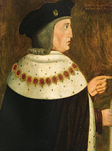 Le Lord Trésorier Thomas Howard (1458-1521)