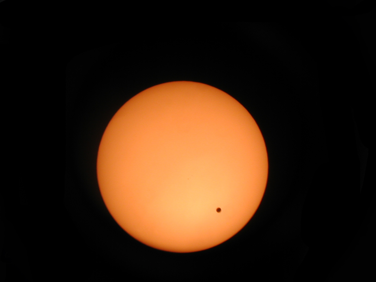 English: 2004.06.08 Venus Transit, Celestron 8...