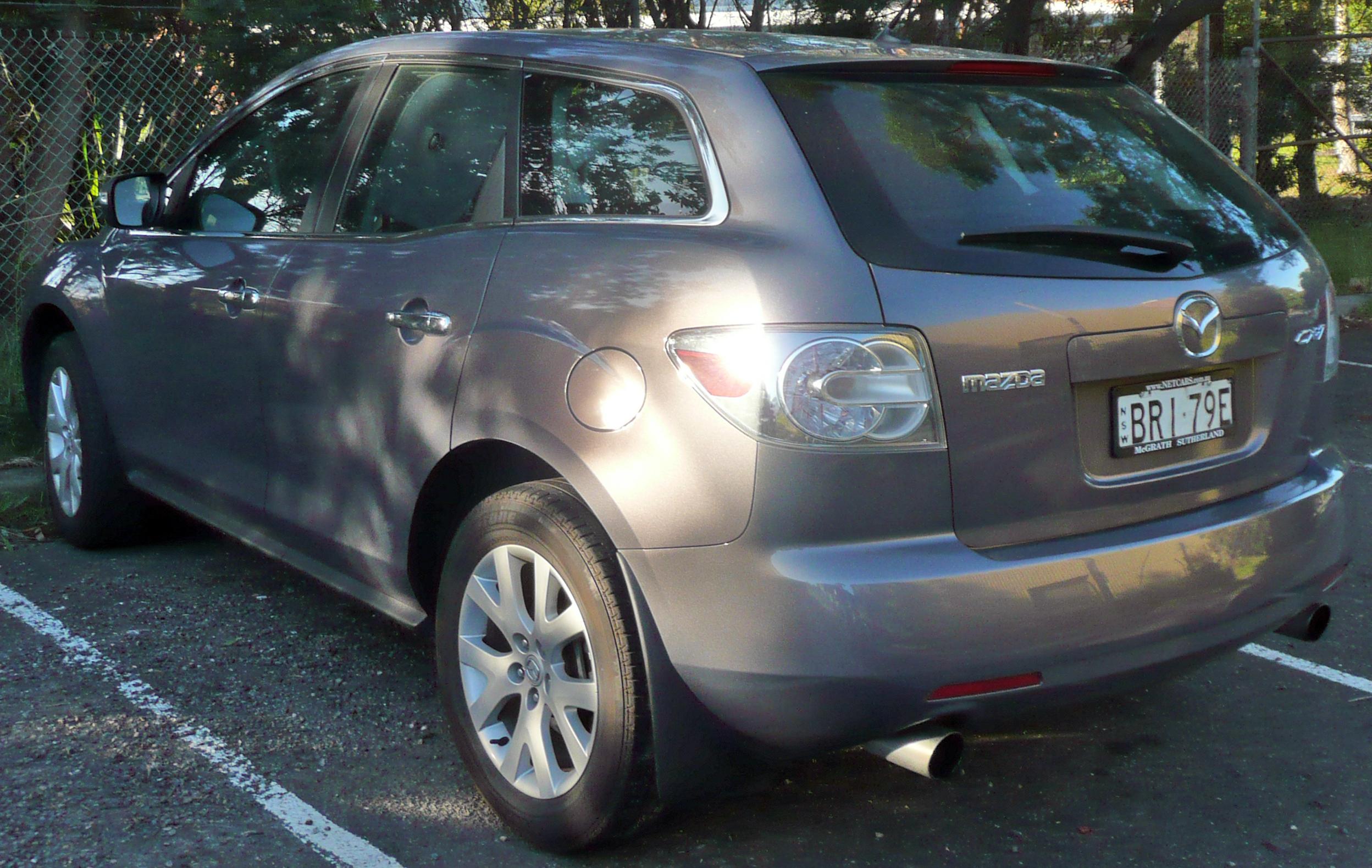 Kelebihan Mazda Cx 7 2009 Perbandingan Harga