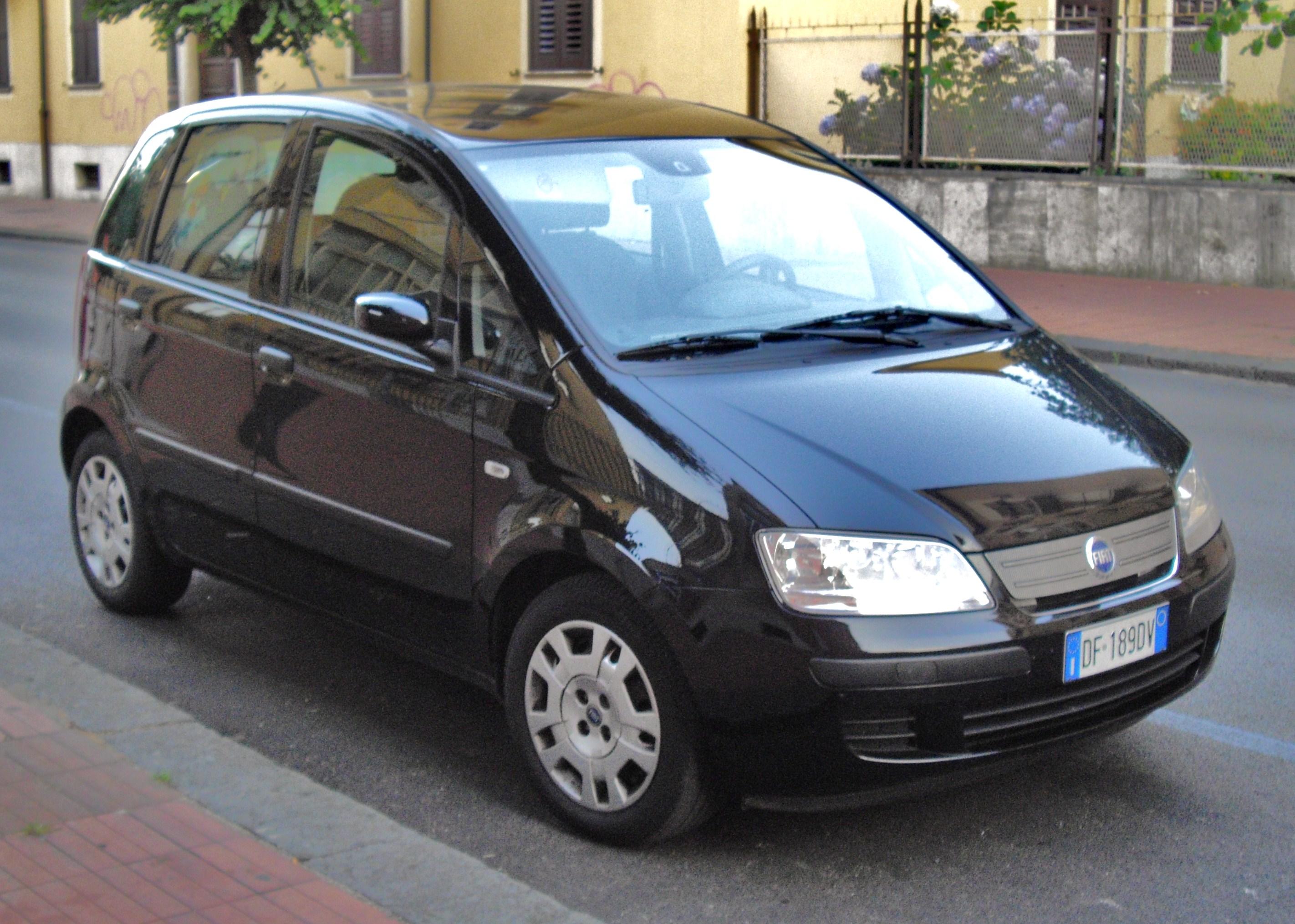 Fiat idea wikiwand for Fiat idea 2006 full 1 8