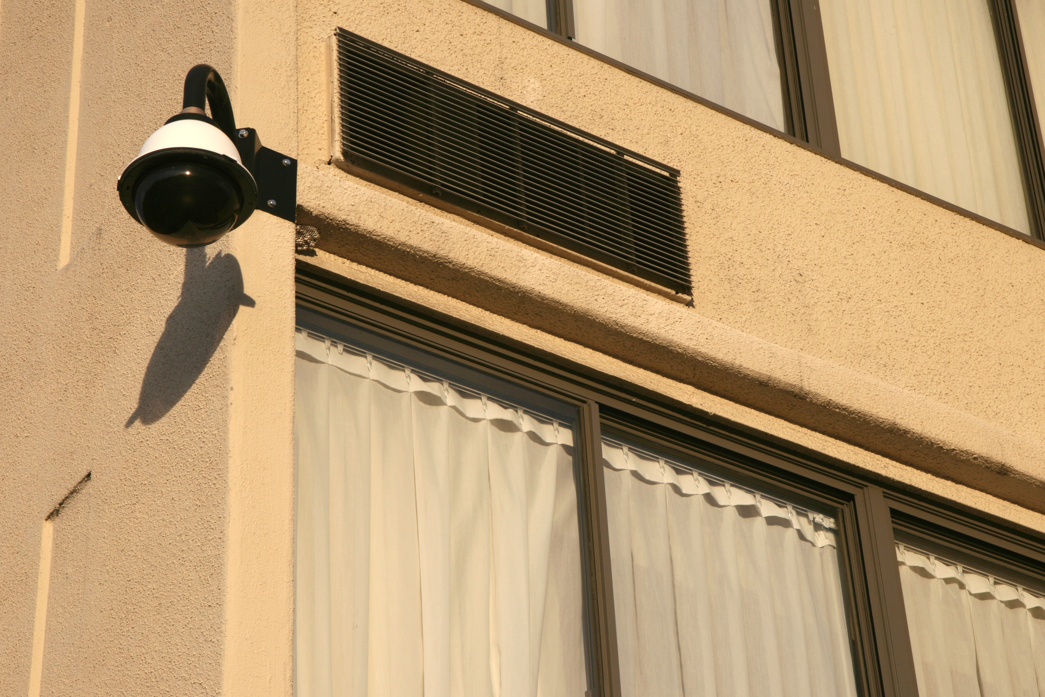 Security Cameras as a Factor of Disturbance