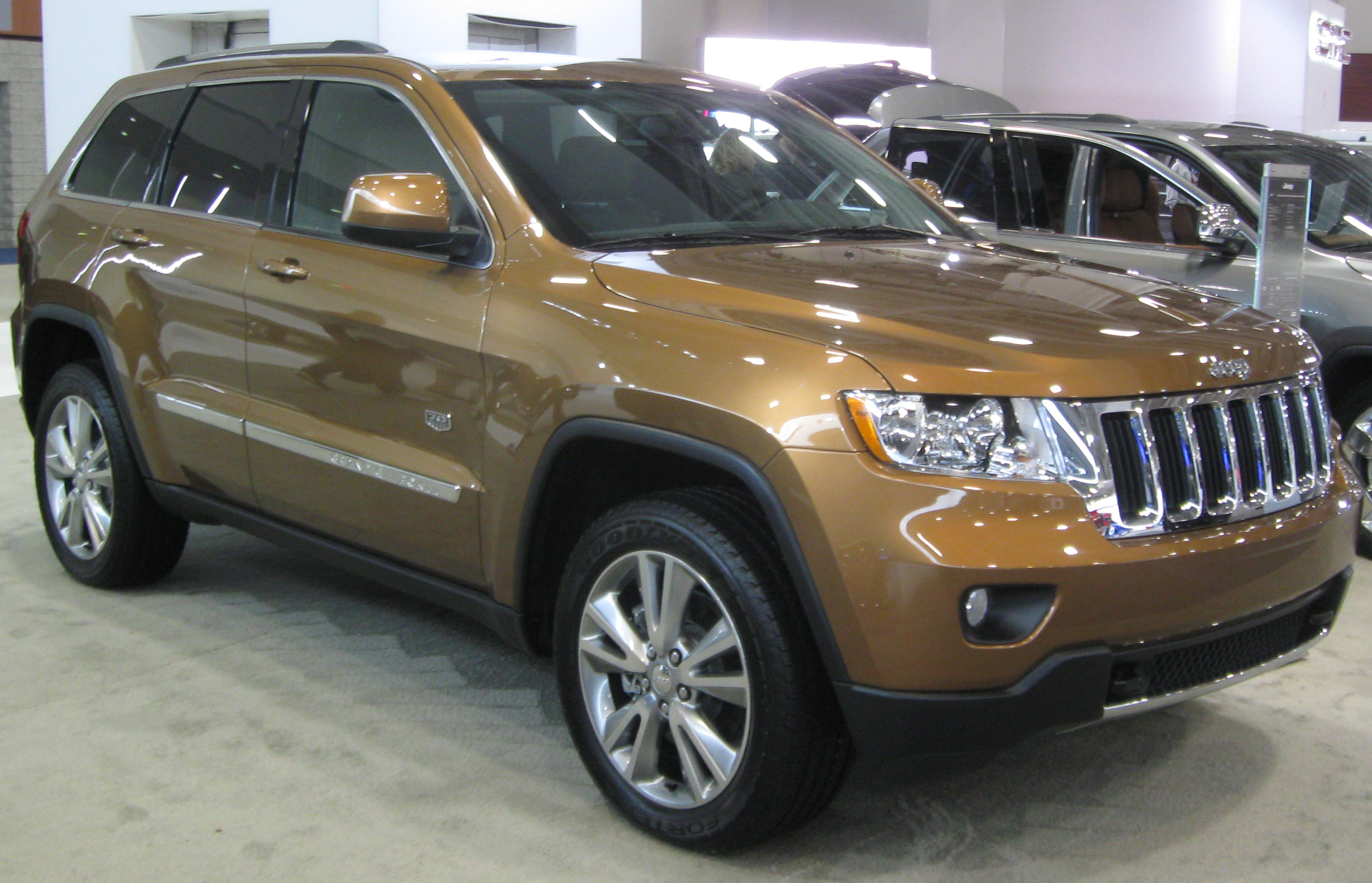 description 2011 jeep grand cherokee 70th 2011. Cars Review. Best American Auto & Cars Review