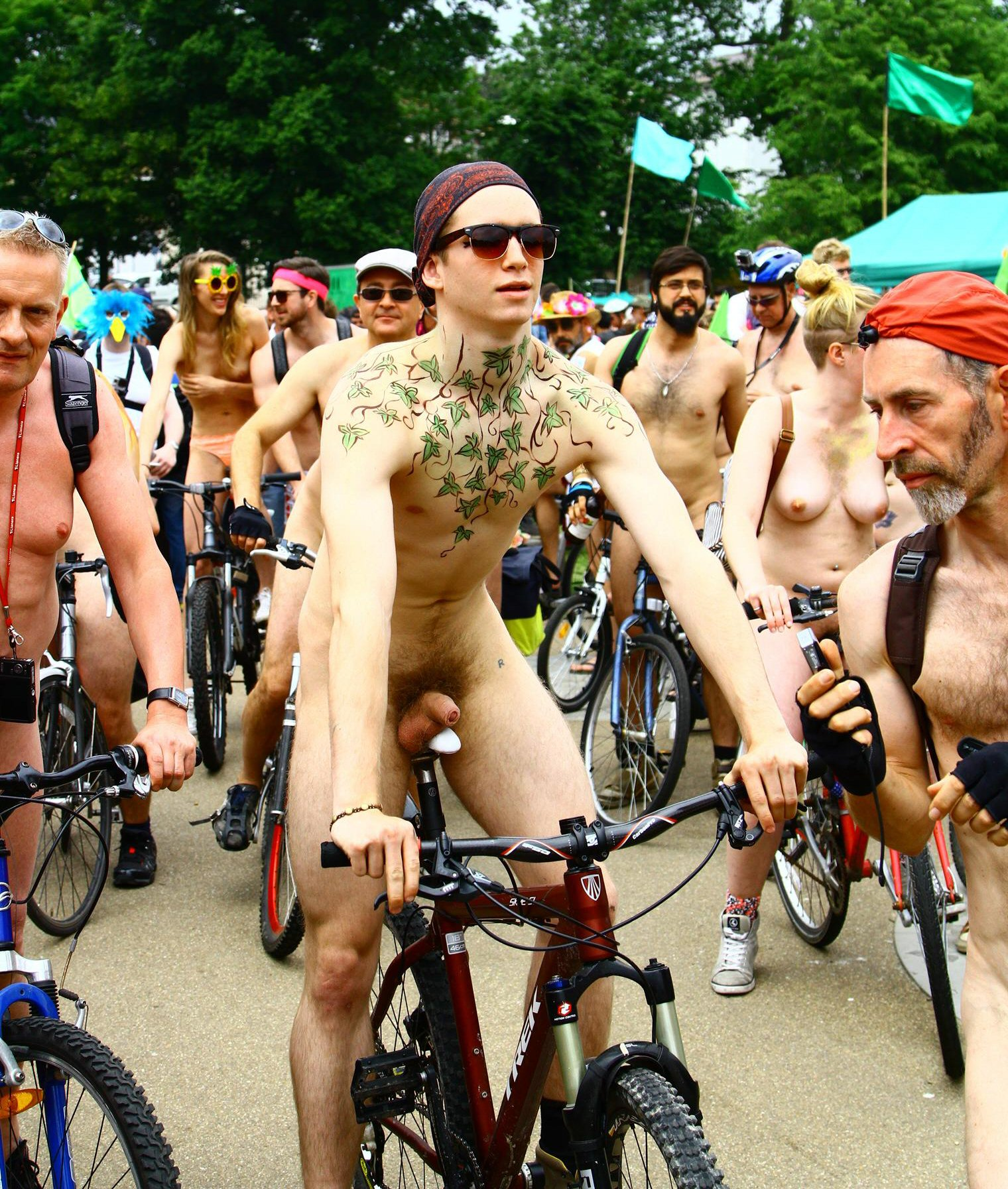 Nude family sex taboo