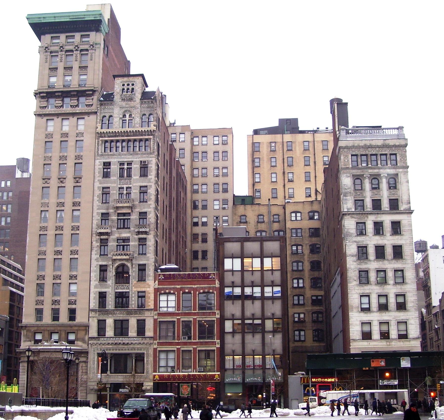 Union Square Apartments Winn Residential